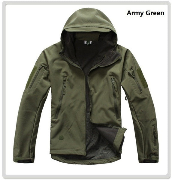 Military Tactical Army Green Jacket