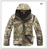 Military Tactical Camo Jacket - CP