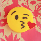 Cartoon 2600mAh Power Bank Charge Treasure Emoji Mobile Power Bank Cute Portable Emoji Power Bank 2600MAH Unicorn Power Bnak