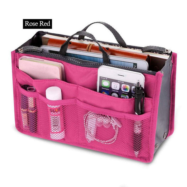 Bag In Bag Purse Organizer