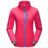 Outdoor Hiking Fleece Jackets