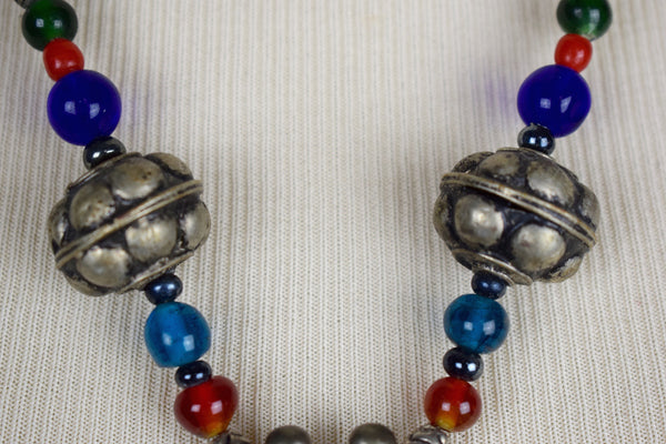 Egyptian Ethnic beaded necklace