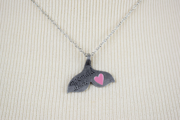 Mermaid pendent necklace