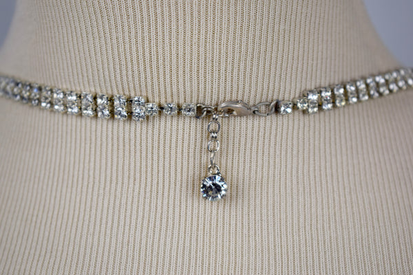 Exquisite Rhinestone Necklace
