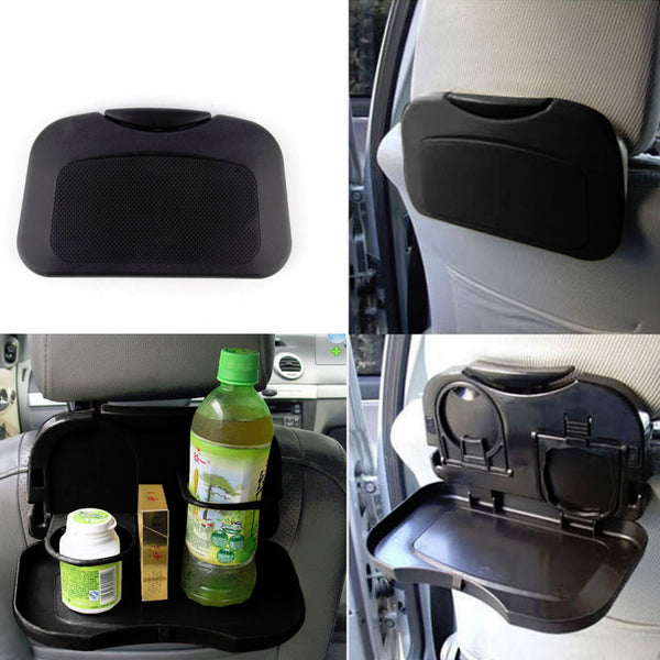 Rear Seat Beverage, Food and item Desk