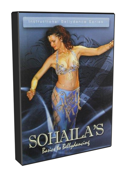 Basics to Belly Dancing - Sohaila's Boutique of Treasures