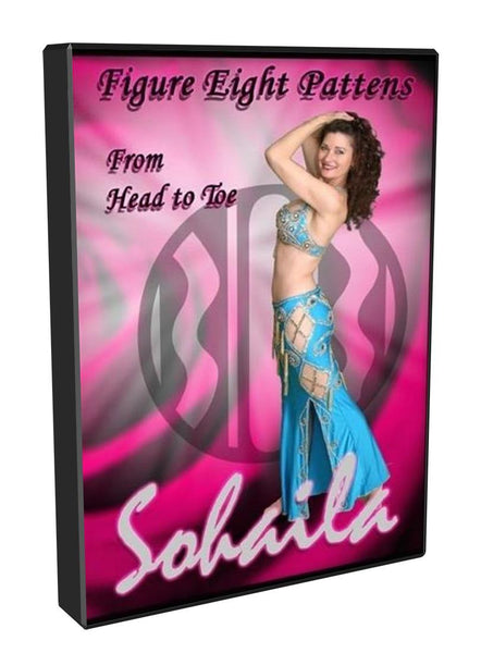 Figure Eight Patterns - Sohaila's Boutique of Treasures
