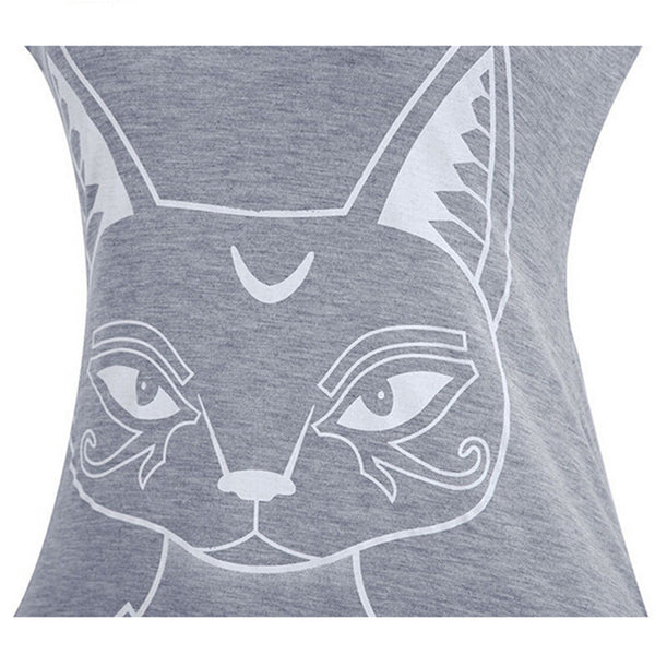 Anubis Cat Dress