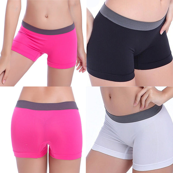 Women's low waist Exercise Workout Shorts