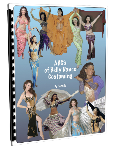 ABC's of Costuming, Ideas and More.