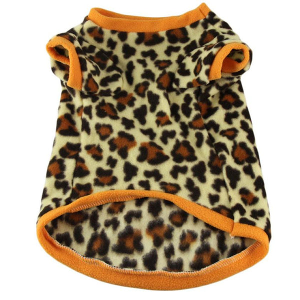 Fashionable Fleece pet sweatershirts - Sohaila's Boutique of Treasures