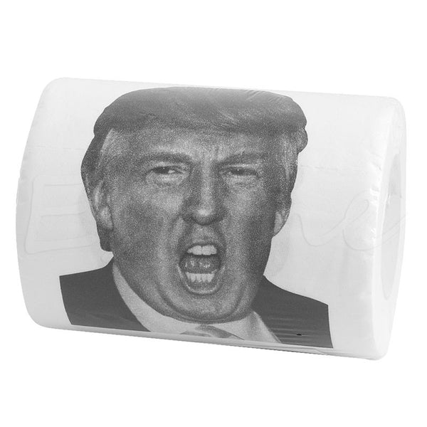 President Trump Toilet Paper Novelty gift - Sohaila's Boutique of Treasures