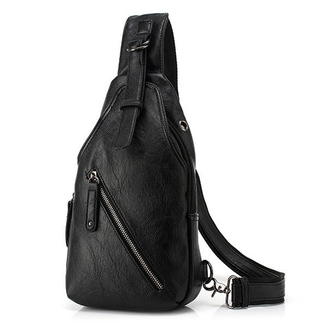 Leather Crossbody Bag I