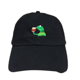 Kermit Sipin' Tea Summer Cap