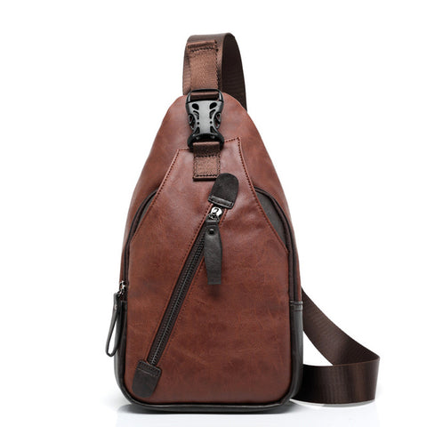 Leather Crossbody Bag II