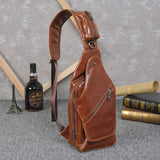 Leather Crossbody Bag III