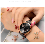 Womens Luxury Crystal Watch