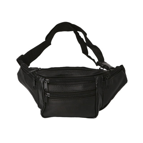 Classic 90's Leather Fanny Pack