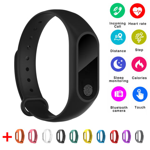 Smart Fitness HR Watch