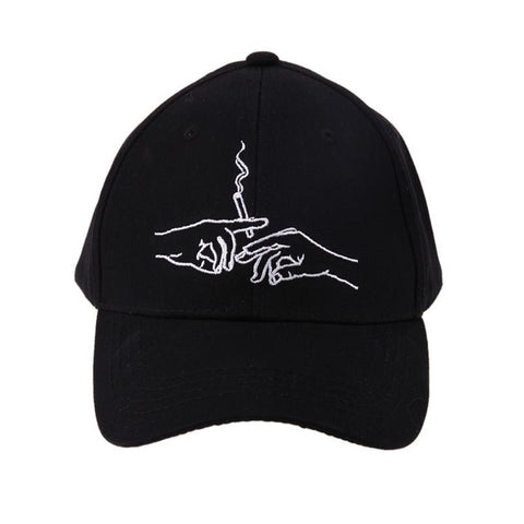 Pass-It-This-Way Summer Cap