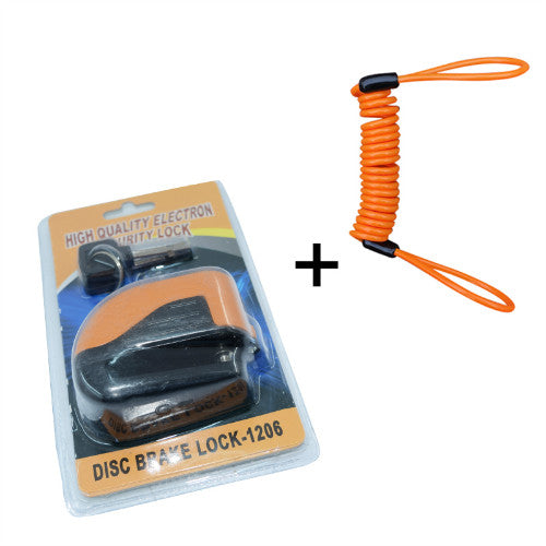 Bicycle Anti Theft Lock - Discount Storehouse