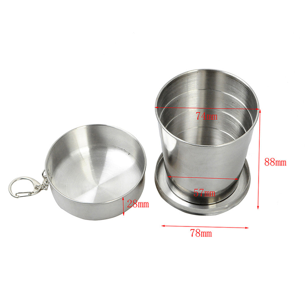 Stainless Steel Water Cup - Discount Storehouse