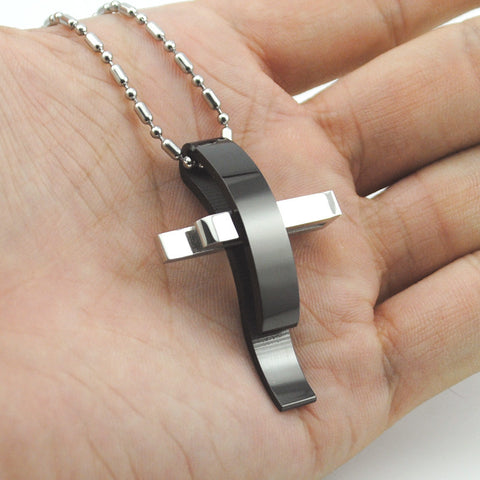 Silver Cross Stainless Steel