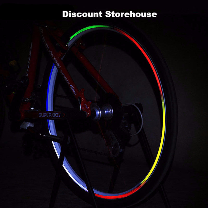 Reflective Stickers  Bike - Discount Storehouse