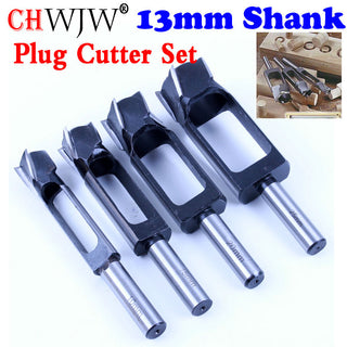 High Quality Tenon Dowel & Plug Cutter Tenon Maker, Tapered Snug Plug Cutters - Discount Storehouse