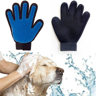 Pet  Grooming Cleaning Glove - Discount Storehouse