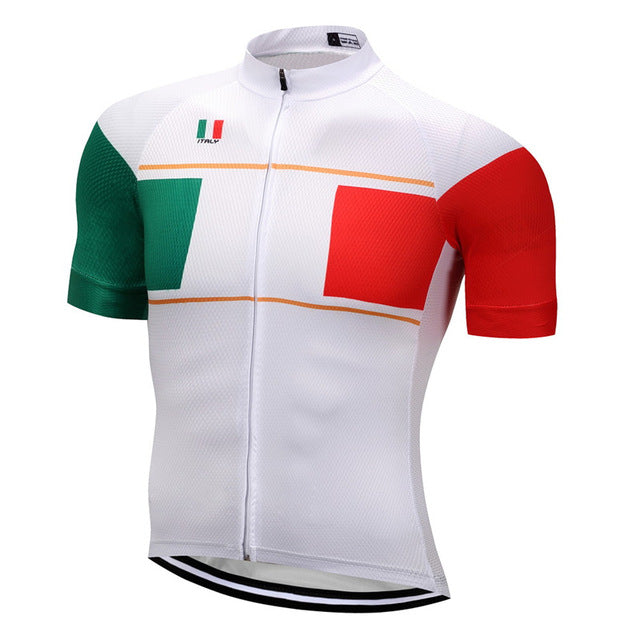 Breathable  Cycling Jersey