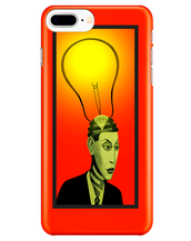 bright idea - iPhone case