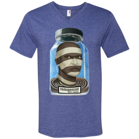 homogenized - Men's V-Neck T-Shirt