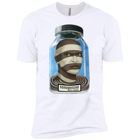 homogenized - Men's Premium Fitted T-Shirt