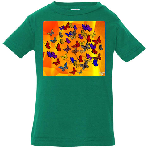 butterflies - Premium Infant T-Shirt