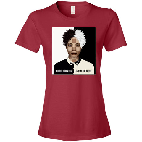 checkbox - Women's Fitted T-Shirt