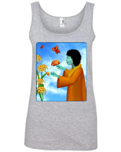 eye of the beholder - Women's Cotton Tank Top