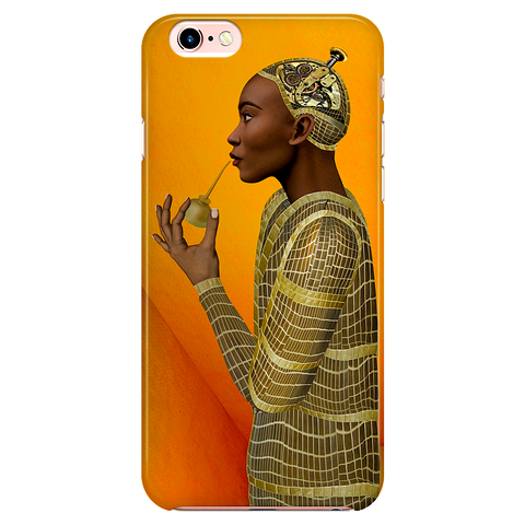 high maintenance - iPhone case