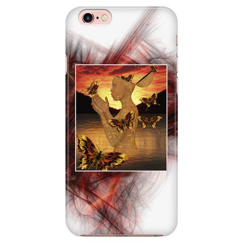 Mother Earth 3 - iPhone case