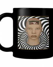computerized - 11 oz classic black mug