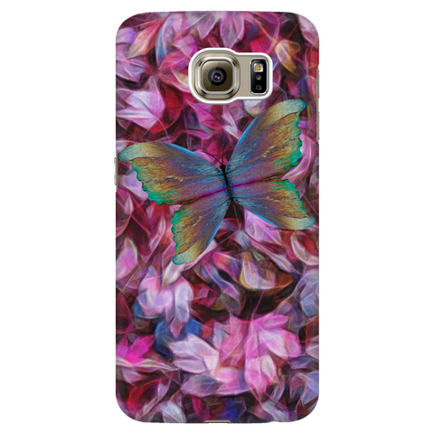 butterfly 2 - samsung phone case