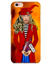 alice - iPhone case