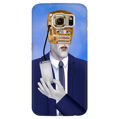 otherwise engaged - Samsung phone case