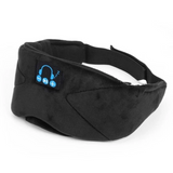 Empowered Sleep Mask With Bluetooth Headphones