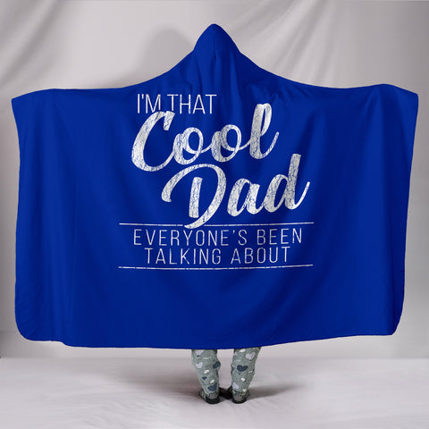 NP Cool Dad Hooded Blanket