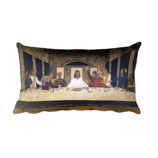 Lord Supper Pillow
