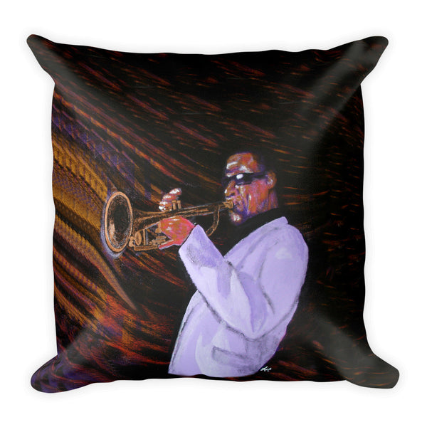 Man with the Horn Pillow