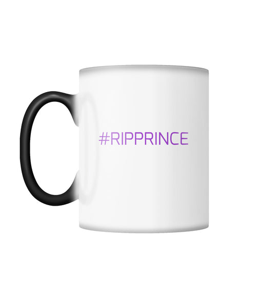 RIP THE PURPLE ONE COLOR CHANGING MUG