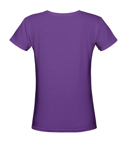 Lady Boss Women's V-neck Tshirt