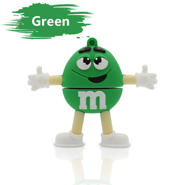 M&M USB Flash Drive